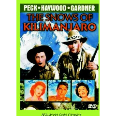 Feature Film - The Snows Of Kilimanjaro (DVD)