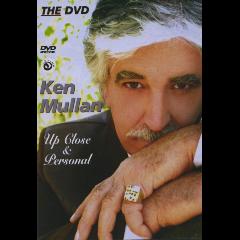 Ken Mullan - Up Close And Personal (DVD)