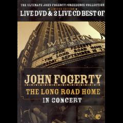 John Fogerty - Long Road Home (CD + DVD)