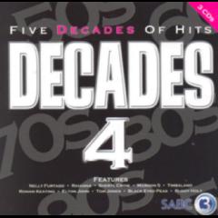 Decades Vol 4 - Decades - Vol.4 (CD)