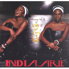 India Arie - Testimony Vol.2: Love & Politics (CD)