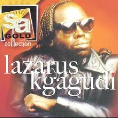 Lazarus Kgagudi - SA Gold Collection (CD)