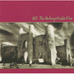 U2 - Unforgettable Fire - Remastered (CD)