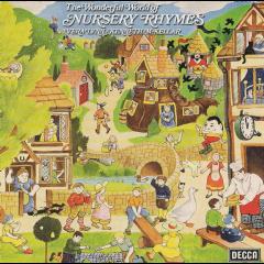 Children - Wonderful World Of Nursery Rhymes (CD)