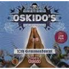 Oskido's Church Grooves - 10th Commandment - Dj's Only Limited Edi (CD)