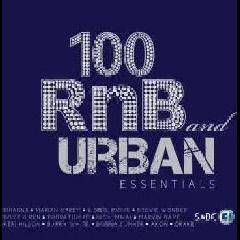 100 Rnb & Urban Essentials - 100 R'n B & Urban Essentials (CD)
