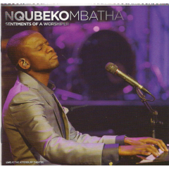 Mbatha, Nqubeko - Sentiments Of A Worshipper (CD)