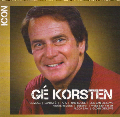 Ge Korsten - Icon (CD)