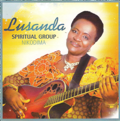 Lusanda Spiritual Group - Nikodima (CD)