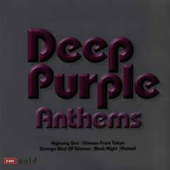 Deep Purple - Anthems (CD)