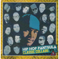 Hip Hop Pantsula ? - Classic Collabs - Vol.1 (CD)