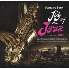 Standard Bank Joy Of Jazz 2013 - Various Artists (CD)