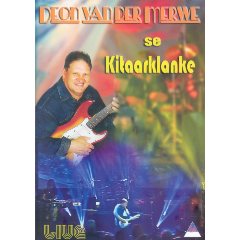 Van Der Merwe, Deon - Se Kitaarklanke (DVD)