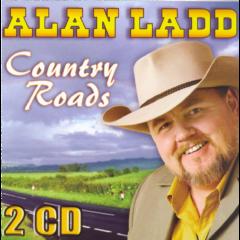 Ladd, Alan - Country Roads (CD)