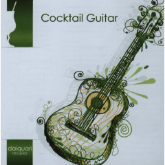 Cocktail Guitar - Various Artists (CD)