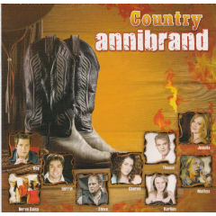 Country Annibrand - Various Artists (CD)