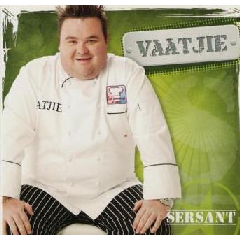 Vaatjie - Sersant (CD)