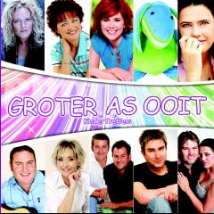 Groter As Ooit Kinder Treffers - Various Artists (CD)