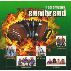 Kannie Warries Dansorkes - Boeremusiek Annibrand (CD)