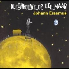 Johann Erasmus - Kleinhoewe Op Die Maan (CD)