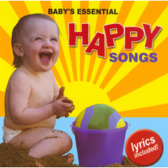 Children - Baby's Essential - Happy Songs (CD)