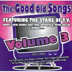 The Good Old Songs - Vol.3 - Various Artists (CD)