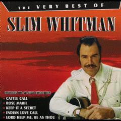 Whitman, Slim - Very Best Of Slim Whitman (CD)