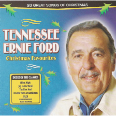 Ford, Tennessee Ernie - Christmas Favourites (CD)
