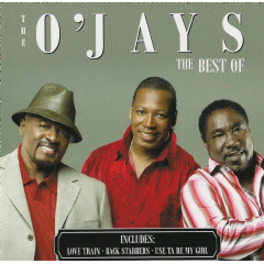 O'Jays - Best Of The O'Jays (CD)