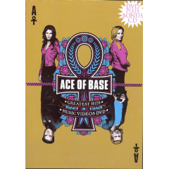 Ace Of Base - Greatest Hits - Music Videos (DVD + CD)
