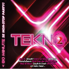 Tekno 2 - Various Artists (CD)