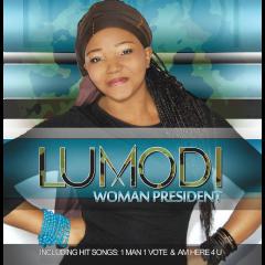 Lumodi - Woman President (CD)