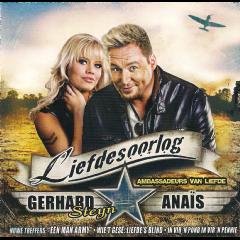 Steyn, Gerhard / Anais - Liefdesoorlog (CD)