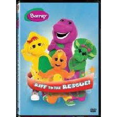 Barney: Riff To The Rescue