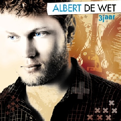 De Wet, Albert - 3 Jaar (CD)