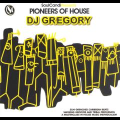 Dj Gregory - Pioneers Of House (CD)