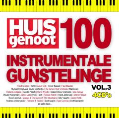 Verskeie Kunstenaars - Huisgenoot 100 Instrumentale Treffers - Vol.3 (CD)