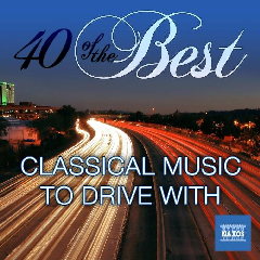 40 Of The Best: Classical Music To Drive With - Various Artists (CD)