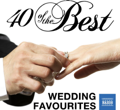 40 Of The Best: Wedding Favourites - Various Artists (CD)