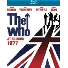 Who/blu-ray - Kilburn 1977 (Blu-Ray)