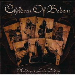 Children Of Bodom - Holiday At Lake Bodom (CD + DVD)