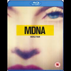 Mdna World Tour - (Region A Import Blu-ray Disc)