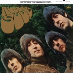 Beatles - Rubber Soul (US Version) (CD)