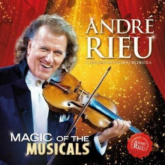 Andre Rieu - Magic Of The Musicals (Blu-Ray)
