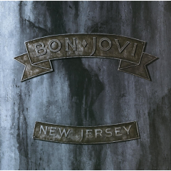 Bon Jovi - New Jersey (Re-issue) (CD)