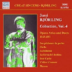 Various Composers - Opera Arias & Duets;Bjorling (CD)