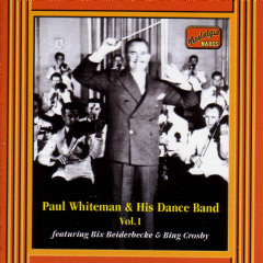 Paul Whiteman / Dance Band - Nostalgia - Paul Whiteman Dance Band Vol. 1 (CD)