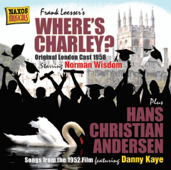 Cd - Where's Charley? (CD)