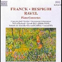 Scherbakov, Konstantin / Thiollier, Francois-Joel - Piano Concerto (CD)