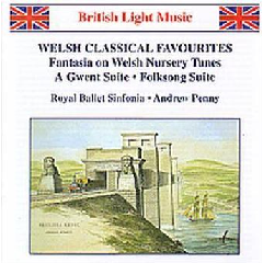 Light Music - Music Of Wales - Various Artists (CD)